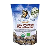 The Raw Food World  Organic Maca Powder, 1 Pound