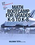 Math Bootcamp for Grades K-5 to K-8