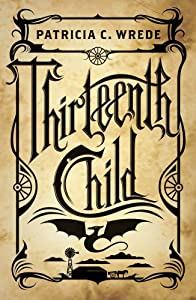 "Cover of ""Thirteenth Child (Frontier Magi..."