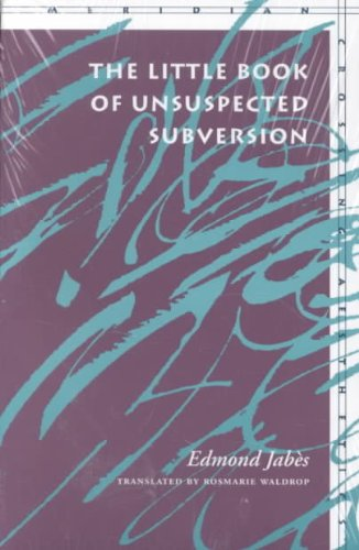 The Little Book of Unsuspected Subversion (Meridian:...