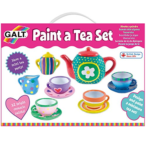 Galt Toys Inc Paint A Tea Set (Teapot Kit compare prices)