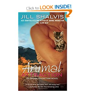 Animal Attraction (AN ANIMAL MAGNETISM NOVEL) Jill Shalvis