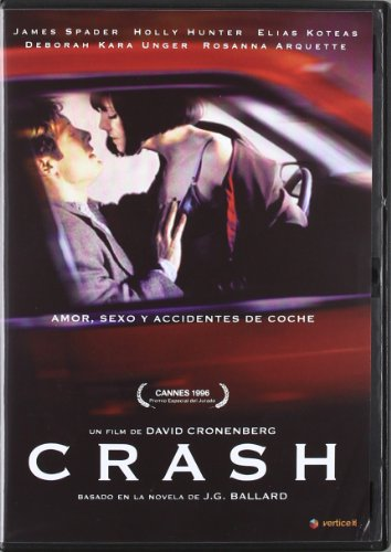 Crash (D. Cronenberg) [DVD]