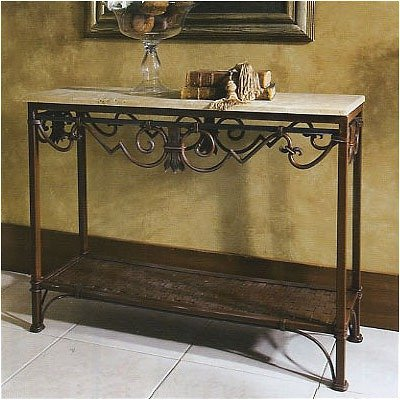 Cheap Bago Luma Regency Iron Console Table WTSR43 / XR45 (WTSR43 / XR45)