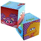 Sesame Street 2-Ply White Facial Tissues [12 Pieces] - Product Description - Set Of 2 Ply Facial Tissues Is Perfect For Removing Makeup Or Other Usage. It Comes Packed In A Cubical Box Boasting Sesame Street Print. Each Box Contains 85 Tissues. ...