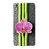 The Pink Flower 3D Back Cover For HTC Desire 820::HTC Desire 820Q::HTC Desire 820S::HTC Desire 820G+::HTC Desire...