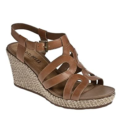 Amazon.com: Cobb Hill Women's Maria Wedge Sandal: Shoes