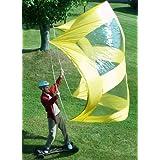 Windpower Super Skate Sail (Yellow) by Sailskating