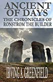 Ancient of Days: The Chronicles of Ronstrom the Builder (0983006474) by Greenfield, Irving A.