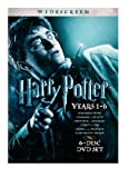 Harry Potter Years 1-6 Giftset (Widescreen Edition) [DVD] for $44.99
