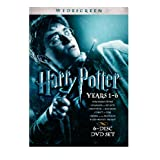 Harry Potter Years 1-6 Gift Set (Widescreen Edition) ~ Daniel Radcliffe