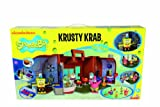 SpongeBob SquarePants Krusty Krab Restaurant Playset with action figures