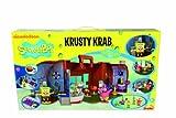 SpongeBob SquarePants Krusty Krab Restaurant Playset with action figures