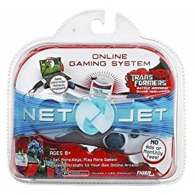 Net Jet Master Pack Transformers