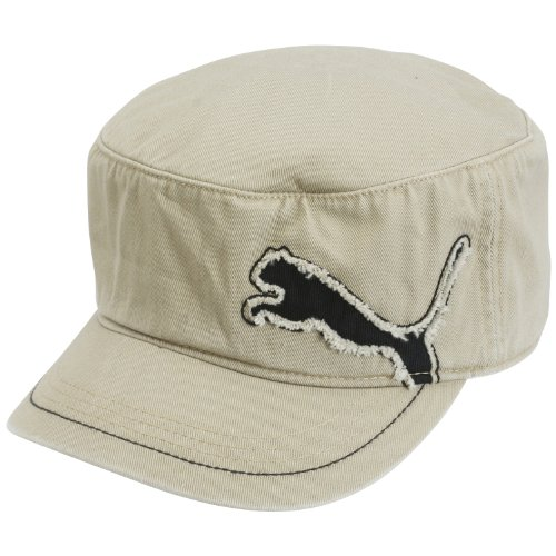 PUMA, Cappello Bambino Fairview Military, Beige (Team Khaki), Taglia unica