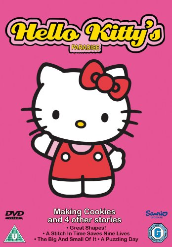 Hello Kitty's Paradise Making Cookies & 4 Other Stories [DVD]