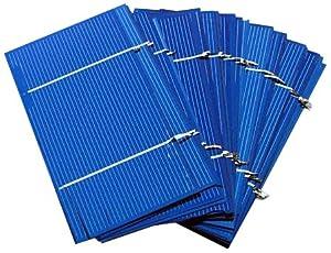 Solar Sphere Premium Solar Cells, Short Tabbed