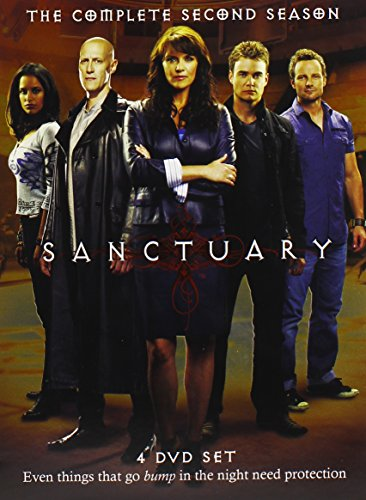 Sanctuary, Season 2