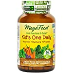 MegaFood - Kid's One Daily, Supports...