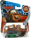World Of Cars Lenticular #20 Mater Vehicle