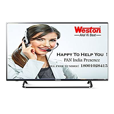 Weston WEL-4000,101cm-40 inch- Full HD LED Television