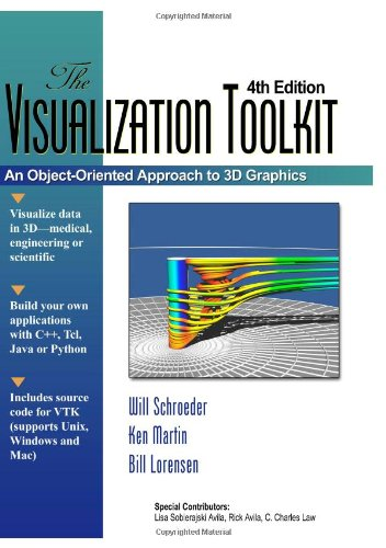 The Visualization Toolkit: An Object Oriented Approach to 3D Graphics 3rd Edition