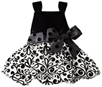 Mud Pie Baby and Todler-girls Taffeta Party Dress (0-6 Months)