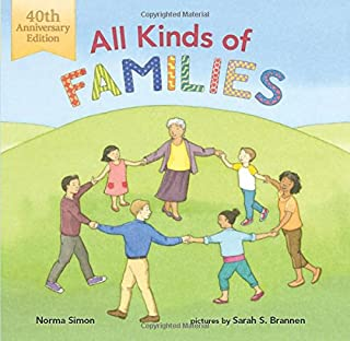 Book Cover: All Kinds of Families: 40th Anniversary Edition