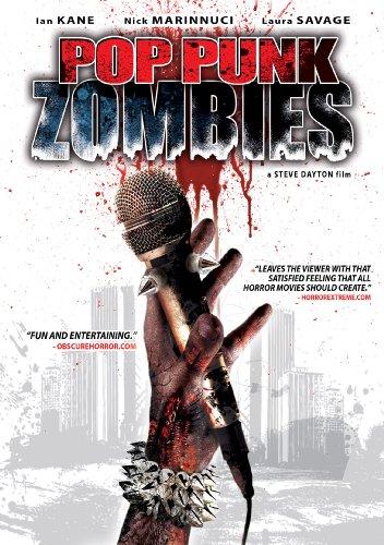 DVD : Pop Punk Zombies