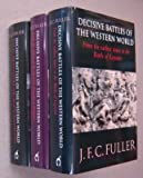img - for Decisive Battles of the Western World and Their Influence on History, Volumes 1-3, 3 Volume Set book / textbook / text book