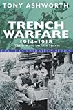Trench Warfare 1914-18: The Live and Let Live System (Pan Grand Strategy Series)
