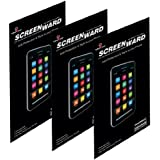 Screenward 3X Screen Protector Scratch Guard For Lenovo P780 (Pack of 3)
