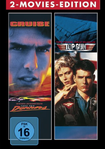 Tom Cruise Box: Tage Des Donners & Top Gun
