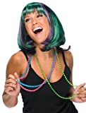Mardi Gras Wig - Adult Std.