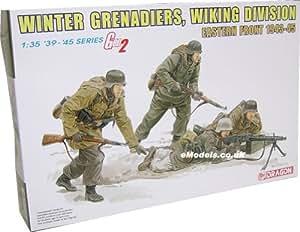 1/35 German Winter Grenadiers
