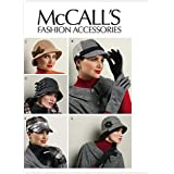 McCall's Patterns M6450 Hats and Gloves, All Sizes