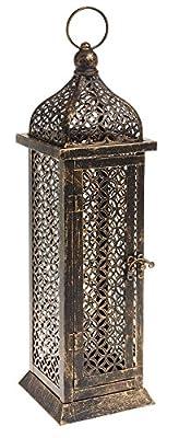 Arabian Candle Lantern 45cm