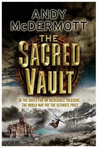 The Sacred Vault (Wilde/Chase 6)