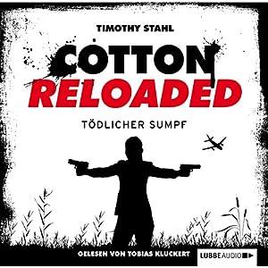 Tödlicher Sumpf (Cotton Reloaded 21) Hörbuch