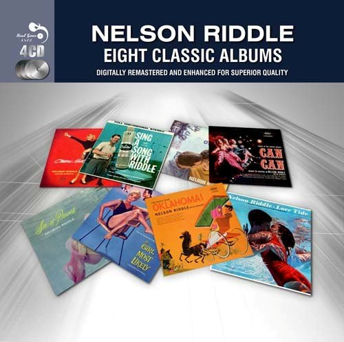 Nelson Riddle - 8 Classic Albums - Nelson Riddle - Zortam Music