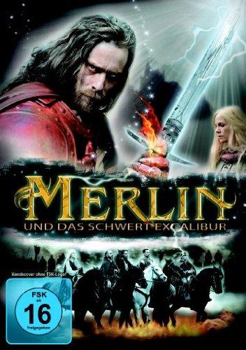 Merlin und das Schwert Excalibur [Edizione: Germania]