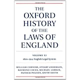 The Oxford History of the Laws of England, Volumes XI, XII, and XIII: 1820-1914by William Cornish