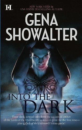 book cover of Into the Dark
