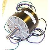 F48B46A50 - AOSmith OEM Condenser Fan Motor - 1/4 HP 230 Volt