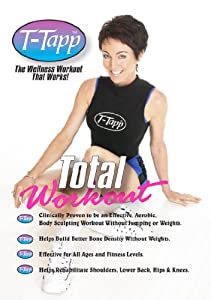 The T-Tapp Secret for a Flat Stomach This article includes the Organs in Place/Half Frog Sequence exercise, which is also featured on the Fit and Fabulous in 15 Minutes book and the DVD, Hit the Floor Combo and Tempo Lower Body.