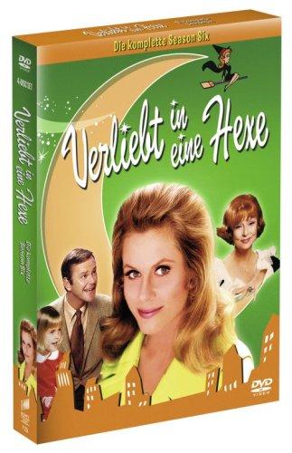 Verliebt in eine Hexe - Die komplette Season Six [4 DVDs]