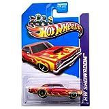 69 Dodge Coronet Superbee '13 Hot Wheels 212/250 (Red) Vehicle