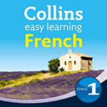 French Easy Learning Audio Course Level 1: Learn to speak French the easy way with Collins Speech by Rosi McNab Narrated by  Collins