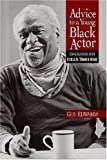 img - for Advice to a Young Black Actor: Conversations with Douglas Turner Ward book / textbook / text book