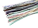 Mixed pack of 50 decorative pipecleaners